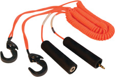DAVID CLARK EXTENSION CORD (COILED) in Day Glo, 26 ft. MODEL C31-26DG 18874G-06