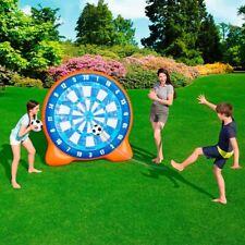 Bestway 52307 Childrens Kids All Star Kickball Inflatable Dartboard, for garden