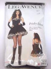 Size M/L Women's Cat Leopard Print Sexy Costume Set Cosplay Halloween Dance