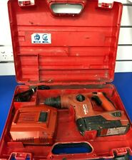 Hilti 22V Cordless Hammer Drill TE-4 A22 With 5.2Ah 22v Battery & Charger
