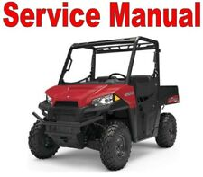2006 polaris ranger 700 4x4 efi factory service manual cd