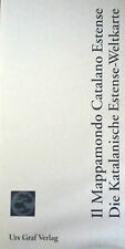 Die Katalanische Estense-Weltkarte, Il Mappamondo Catalano Estense,facsimile