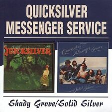 Quicksilver Messenger Service -Shady Grove/Solid Silver (Aug-2004) NEW CD