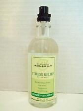 Bath Body Works Aromatherapy Eucalyptus Spearmint Pillow Mist, 4 oz, NEW x 1