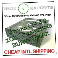 Sony Optiarc AD-5280S CB-PLUS DVD-Burner  ([IhaS124b, lITeon Max Verbatim XGD3])