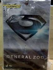 Hottoys 1/6 MMS 216 Superman Man of Steel General Zod Sealed Brand New Original