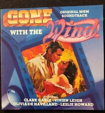 Gone With the Wind-CD-ORIGINAL MGM Soundtrack 1990