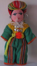 Doll in the Nepalese national costume. Free shipping.