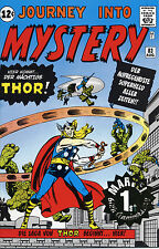 Journey into Mystery #83 Thor (1) ORO-stamp-VARIANT LIMITED German Reprint