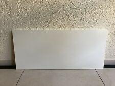 USM Haller Tablar 75 x 40 cm Außentablar Weiß Reinweiß *neuwertig*