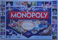 🎁 Monopoly Disney 🎁Inhalt Neu & orig. verschweißt (dt) mit 6 Sammler Figuren !