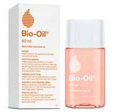 New Bio-Oil Specialist Skincare Oil Scars Stretch Marks and Dehydrated Skin 60ml