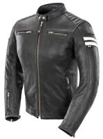 Joe Rocket Joe Rocket Classic '92 Mens Leather Motorcycle Jacket 1436 Colors An