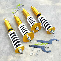32 WAY Adjustable Mono Shock Absorer Coilovers for Nissan Skyline GT-R GTST R32