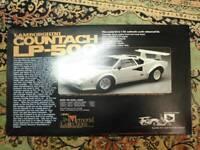 Union Lamborghini Countach LP-500 1/20 The Memorial Collections Model Kit #15024