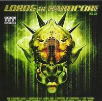 LORDS OF HARDCORE 3 = Neophyte/Playah/Meccano/Brown/Tox...=2CD= HARDCORE GABBER