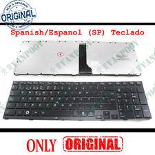Spanish SP Keyboard for Toshiba Tecra R850 R950 R960 Black G83C000BC2SP +pointer