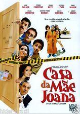 DVD Casa da Mãe Mae Joana [ Brazilian Movie ] [ Jose Wilker / Juliana Paes ]