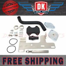 EGR Delete Kit 09.5-17 Dodge Ram 6.7L Cummins Diesel (Black)