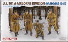Dragon WWII US 101st Airborne Division, Bastogne 1944, Figures 1/35 6163 ST DO