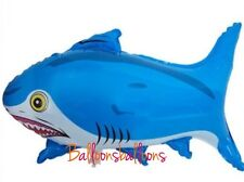 "26"" Shark Balloon Sea Pirate Party Birthday Decoration"