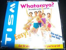 TISM Whatareya? (You're A Yob or You're A Wanker) Rare Australian CD Single