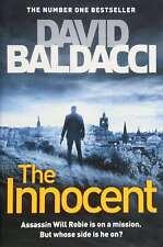 The Innocent (Will Robie series), Baldacci, David, New Book
