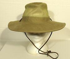 Dorfman Pacific hat mesh safari hunting fishing men's size medium