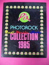 BOOK LIBRO PIX PHOTOCOLLECTION 1985 springsteen wham prince GALLO no cd lp dvd