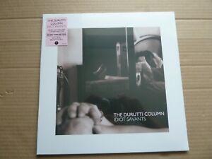 THE DURUTTI COLUMN - IDIOT SAVANTS - WHITE VINYL LP - RSD 2020 - NEW AND SEALED