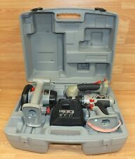 Craftsman (973.110470, 112930, 113450) Power Tool Set in Large Hard Shell Case