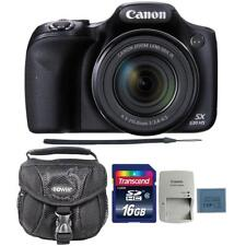 Canon PowerShot SX530 HS Digital Camera with 16GB Memory Card and Camera Case