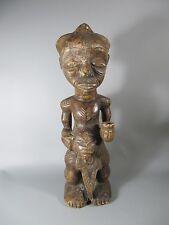 alte afrikanische Figur der Hemba D.R. Kongo 45,5 cm