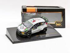 Ixo Models 1/43 ram630 ford fiesta rs wrc #37 monte carlo 2016