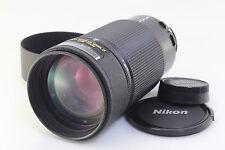*Bargain* Nikon ED AF NIKKOR 80-200mm F2.8 with caps & hood *beautiful cosmetics