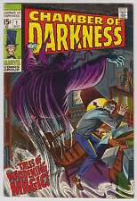 L3996: Chamber of Darkness #1, Vol 1 F+-VF Condition