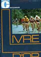 EDDY MERCKX LUIS OCANA PELLOS POULIDOR TOUR FRANCE 71 Miroir Cyclisme magazine