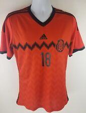 6d9270a16 Adidas Climacool Federacion Mexicana De Futbol Mexico Soccer Jersey Mens  Medium