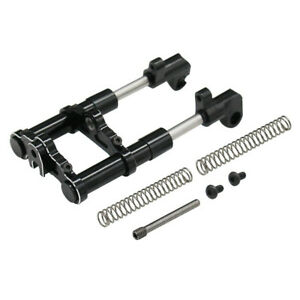 Aluminum Front Shock Fork for Tamiya T3-01 Dancing Rider Black
