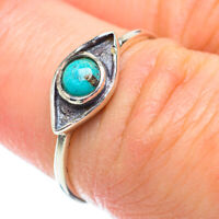 Amazonite 925 Sterling Silver Ring Size 6.5 Ana Co Jewelry R52078F