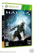 Used Xbox 360 Halo 4 MICROSOFT JAPAN JP JAPANESE JAPONAIS IMPORT