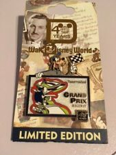 Disney -  40th Anniversary - Grand Prix Raceway -  Pin 84205