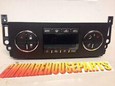 2012-2013 SILVERADO SIERRA CREW CAB EXT CAB A/C HEATER CONTROL NEW GM # 20921713
