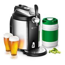 Dispenser Per Birra Con Sistema Di raffreddamento 5 L Acciaio Inox 65 W 230 V