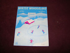 WINTER WONDERLAND Christmas Arrangement Concert Band NEW BUY NOW FAST SHIPMENT
