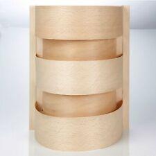 More details for wooden oblong light shade screen