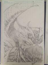 Spawn #199 complete set 20 original art page McFarlane Erik Larsen Savage Dragon
