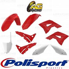 Polisport Plastics Box Kit Restyle For Honda CR 125R 250R CRF 18 OEM 2002-2007