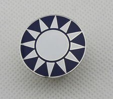 CHINESE KMT KUOMINTANG PIN BADGE INSIGNIA-30mm