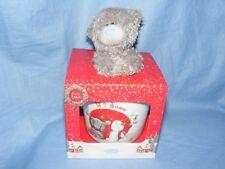 Me To You Bear Christmas Mug And Bear Set Present Gift XGZ01001 Tatty Teddy